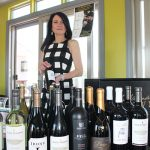 Teresa Drew, CSW, CT State Manager, Delicato Family Vineyards.