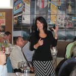 Teresa Drew, CSW, CT State Manager, Delicato Family Vineyards.