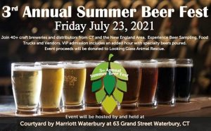Third Annual Marriott Summer Beer Fest and Fundraiser @ Courtyard by Marriott | Waterbury | Connecticut | United States