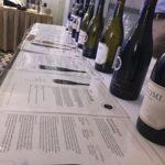 Horizon Beverage wine selections on display.