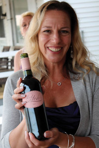 Renée Allen, founder and director of the Wine Institute of New England.