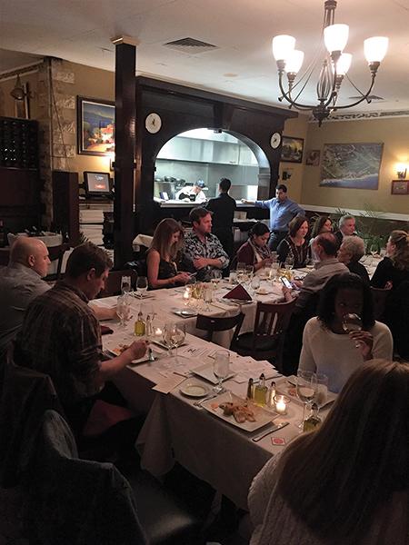 Cellar Fine Wines Hosts Spanish Wine Dinner