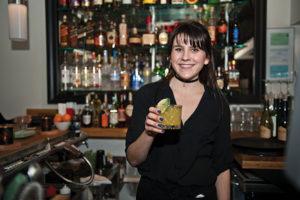 Lauren Crosen, Bartender, India Restaurant & Bar.