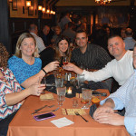 Guests during the Old Forester Bourbon dinner.