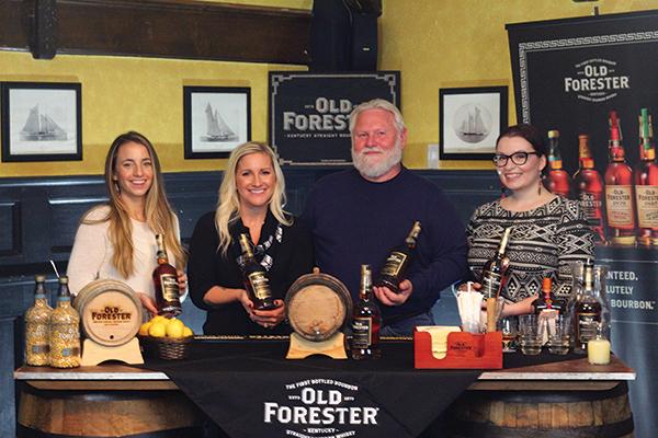 J. Timothy's Hosts Old Forester Bourbon Single Barrel Celebration