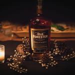 J. Timothy's Barrel Select Old Forester Bourbon.