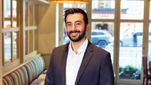 Johnny Livanos, General Manager Ousia, New York City