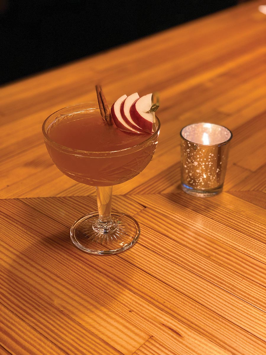 Serving Up: The Spiced Maple Daiquiri at J.B. Percival Co.