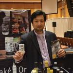 Masahiro Fukuda, Eastern Regional Sales Manager, Sake One.