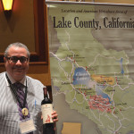 Salvatore J. Spena, Northeast Regional Sales Manager, Shannon Ridge Winery.