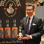 Kenny Ng, Regional Director, Michter's Distillery.
