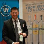 Trevor Kenney, Northeast Regional Manager, Phillips Distilling Company.