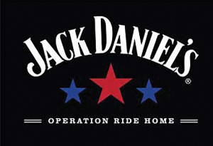 "Jack Daniels ""Operation Ride Home"""