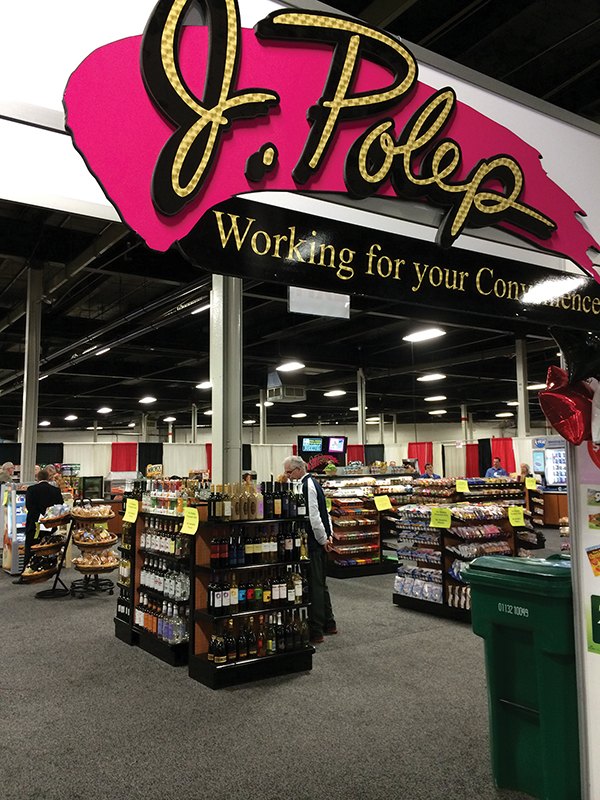 NEW PRODUCTS HIGHLIGHT OF J. POLEP SPRING TRADE SHOW