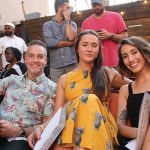 Event judges included David Delaney, Brand Ambassador, Angostura, Renee Reignier, Opici Family Distributing of CT and Rachael Toth, Bartender, Bar.
