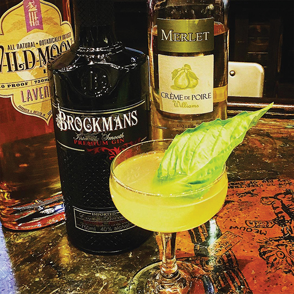 Morales Receives Honorable Mention in Brockmans Gin Contest