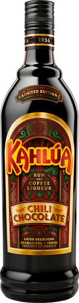 Kahlua Releases Chili Chocolate Expression Offers New Twist
