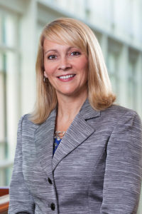 Newly appointed Board Member Kate Gutmann