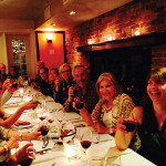 """Guests and trade professionals dined at Gifford's for an evening of """"Taste of Chile"""" food and wine."""