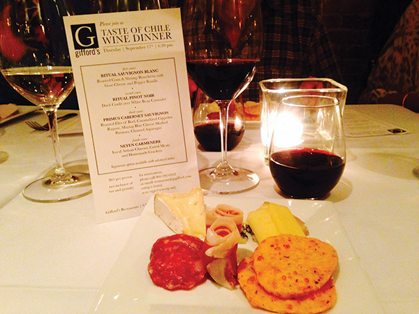 Slocum & Sons Welcomes Fall with September Dinners