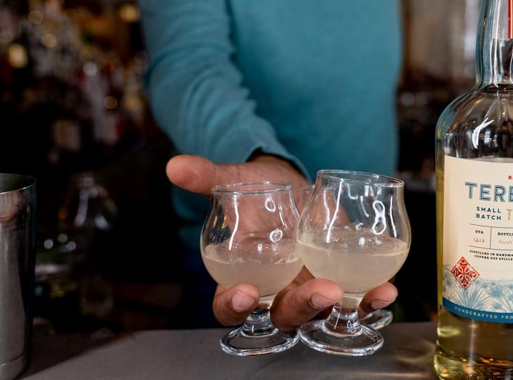 Behind the Bar: Help! Not Just Anybody