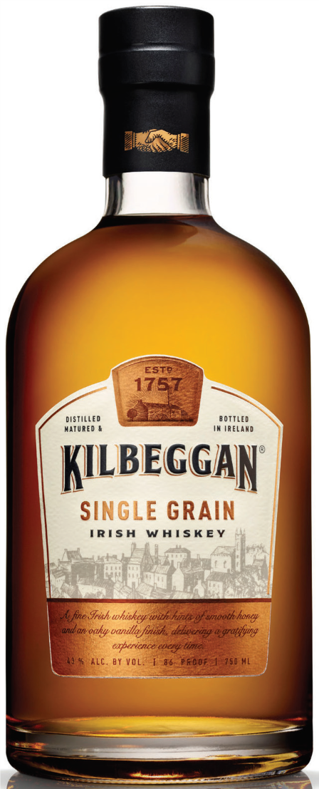 Kilbeggan Single Grain Offers  Flavor Depth