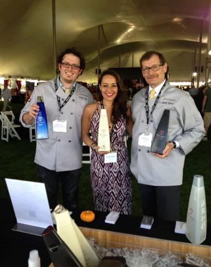 TY KU Sake & Spirits Attends Newport Mansions Food & Wine Festival
