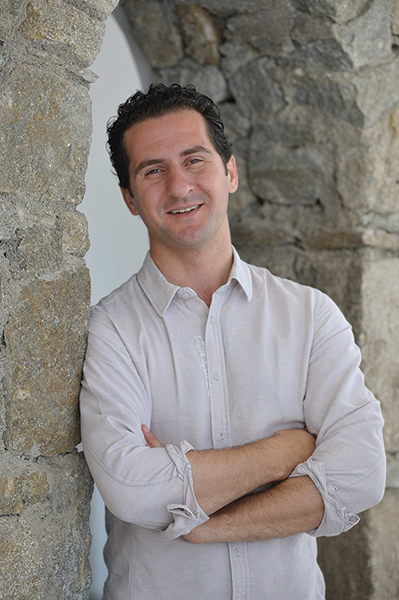 Kostas Mavrogiannis, General Manager, Vanderbilt Grace Hotel