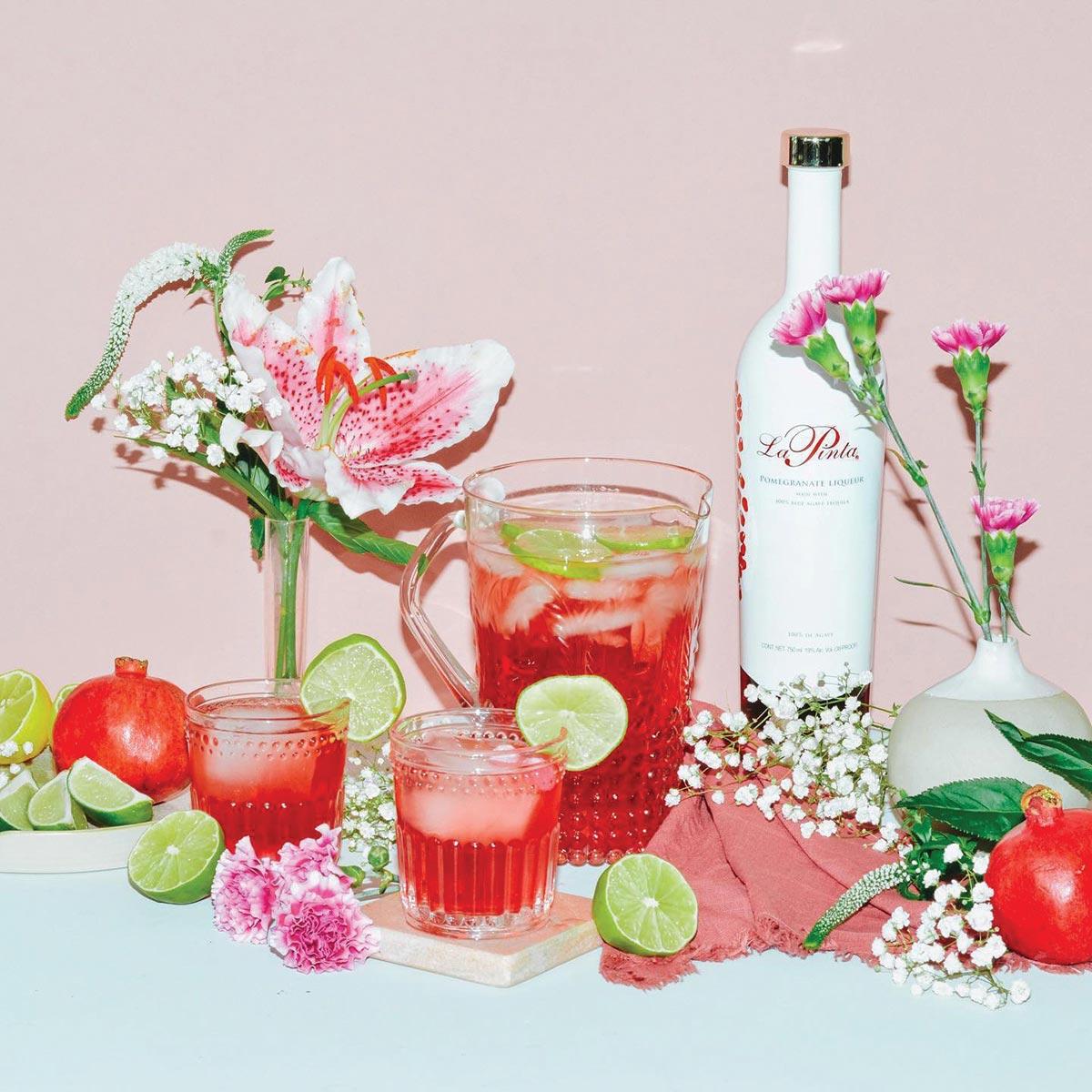 La Pinta Tequila Pomegranate Joins Slocum & Sons Portfolio