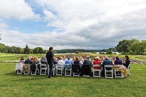 Land and Sea Culinary Series Highlights Local Selections