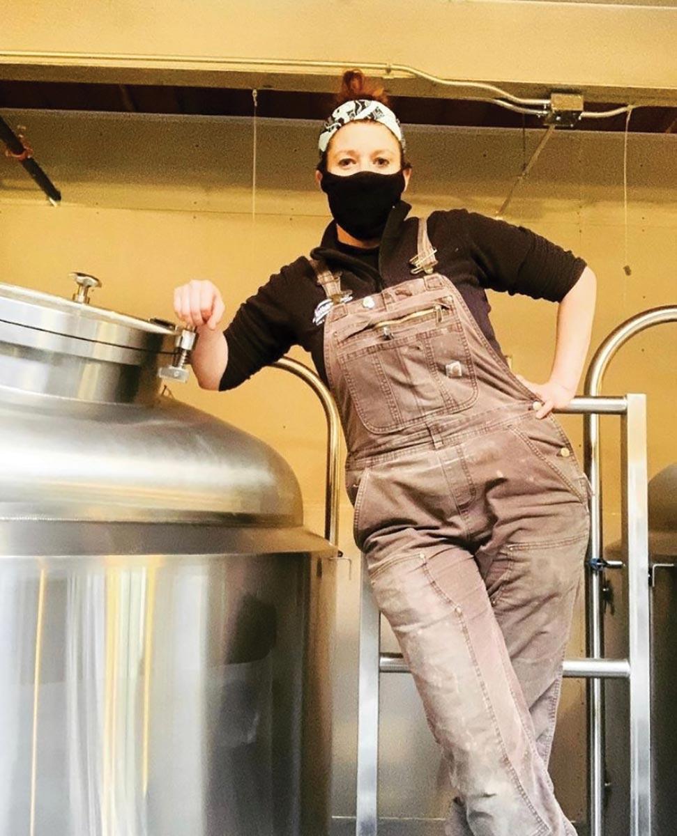 Narragansett Beer Names First Female Head Brewer