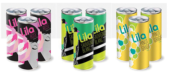 Latitude Beverage Co. Launches New Canned Wine Brand