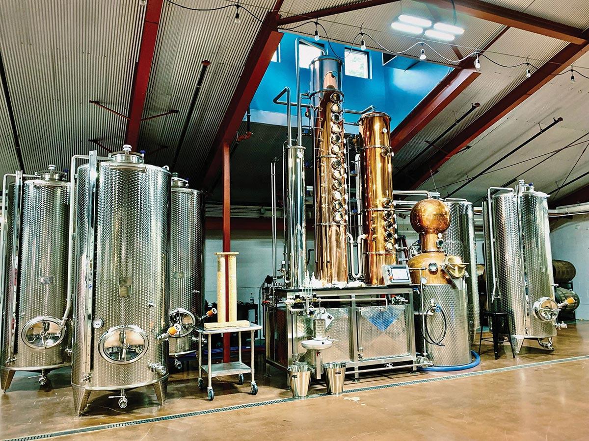 Litchfield Distillery Expands Operations