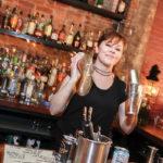 Alexa Doyer, Bartender, Little River Restoratives.