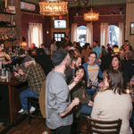 """Little River Restoratives in Hartford hosted guests for the Lord Hobo """"Can Kickin' Party"""" on April 2, 2017."""