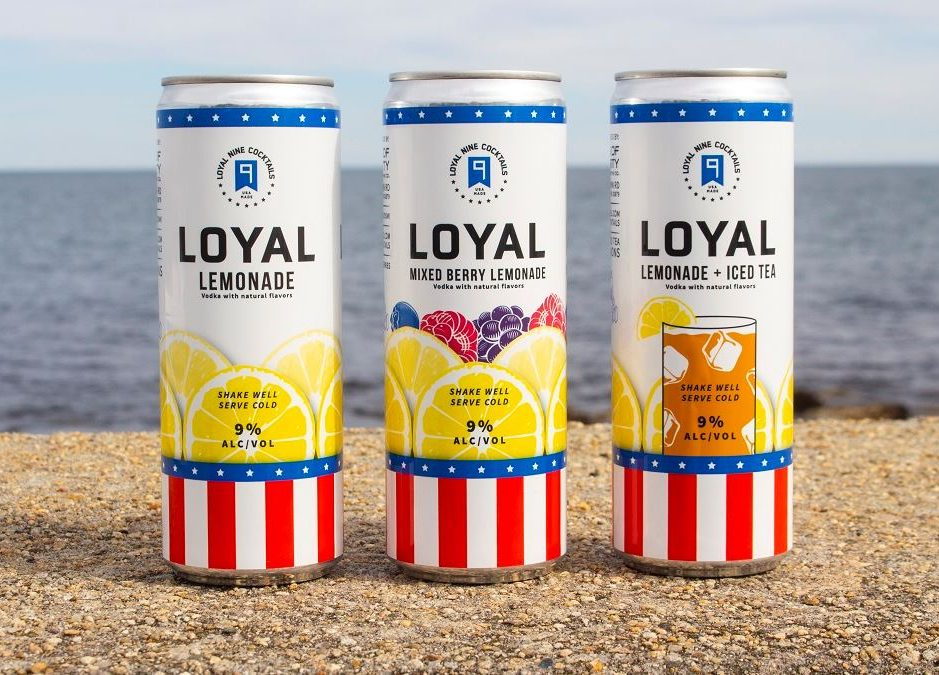 Diageo Acquires Rhode Island Brand Loyal 9 Cocktails