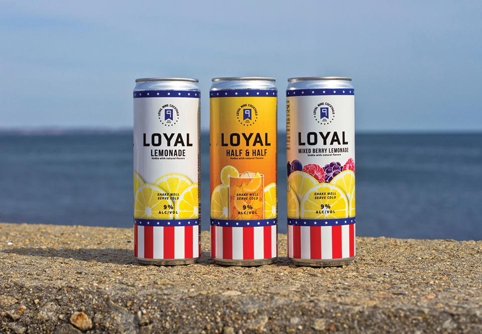 Sons of Liberty's Loyal 9 Cocktail Line Unveils New Look