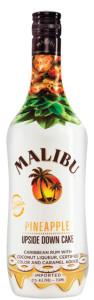 Malibu Pineapple Upside Down Cake