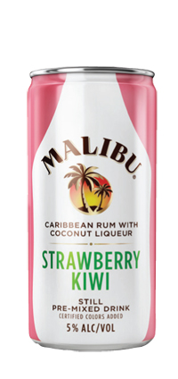 Malibu Releases RTD Canned Cocktail