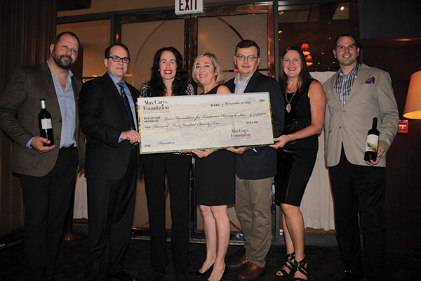 Max Restaurant Group Raises Funds for Leukemia Foundation