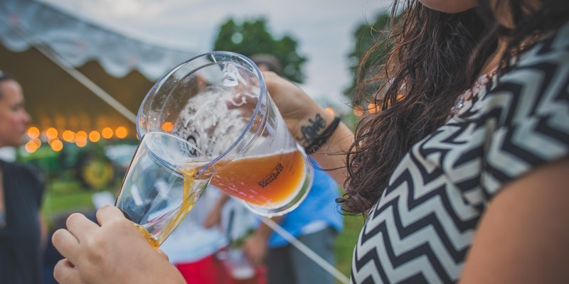 July 16, 2017: Max's Farm Festival All-American Beer Fest