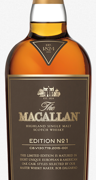 The Macallan Launches Edition No. 1