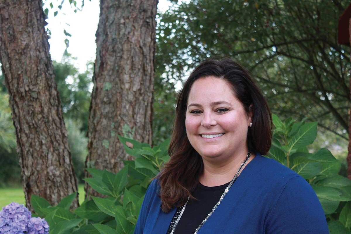 MS Walker Promotes Catelli to New Role
