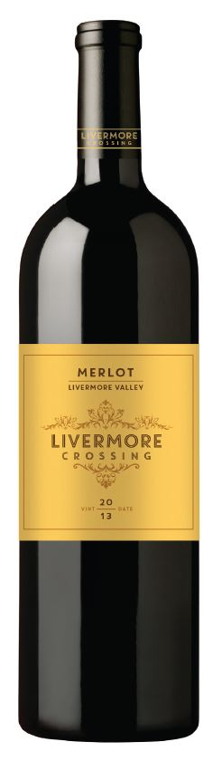 Livermore Crossing Release Merlot Vintage