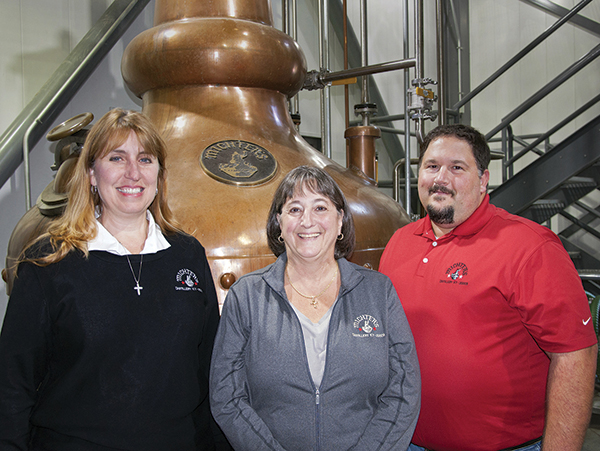 Michter's American Whiskey Announces Company Promotions