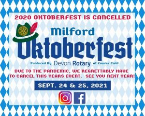 Milford Oktoberfest 2021 @ Fowler Field Rotary Pavilion | Milford | Connecticut | United States