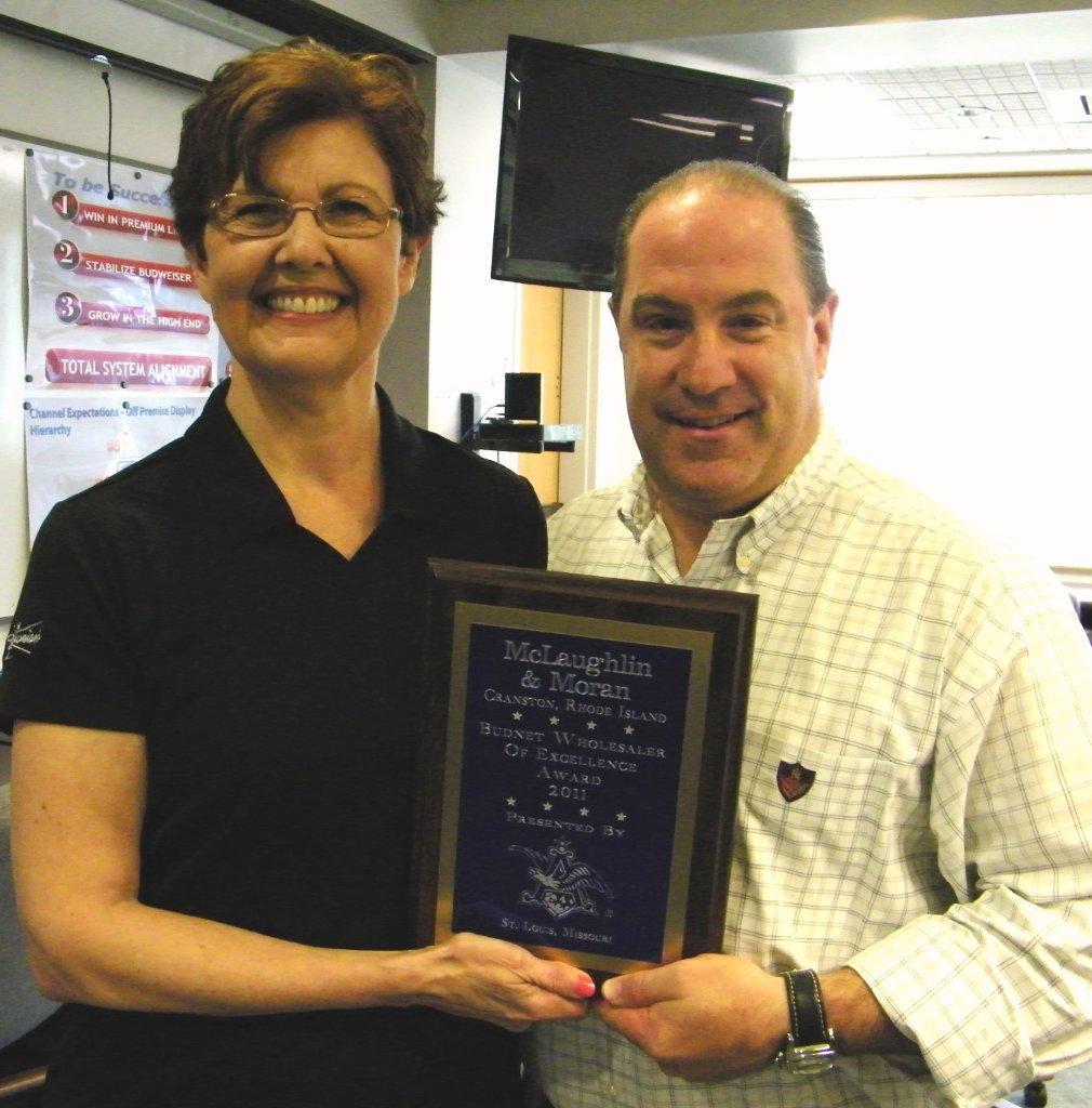 McLaughlin & Moran Receives Excellence Award