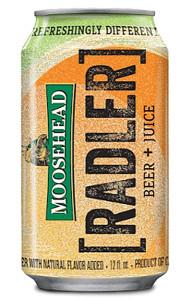 moosehead radler launch in US