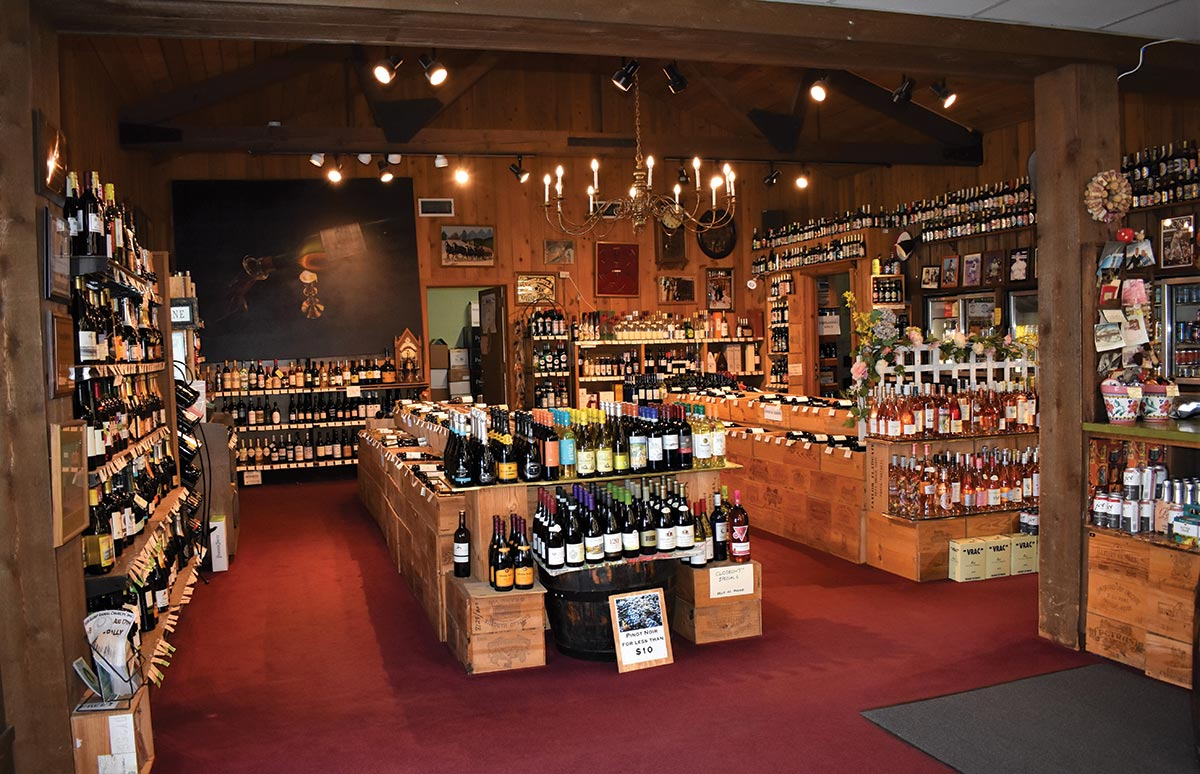 Retail Review: Mt. Carmel Wine & Spirits Co.