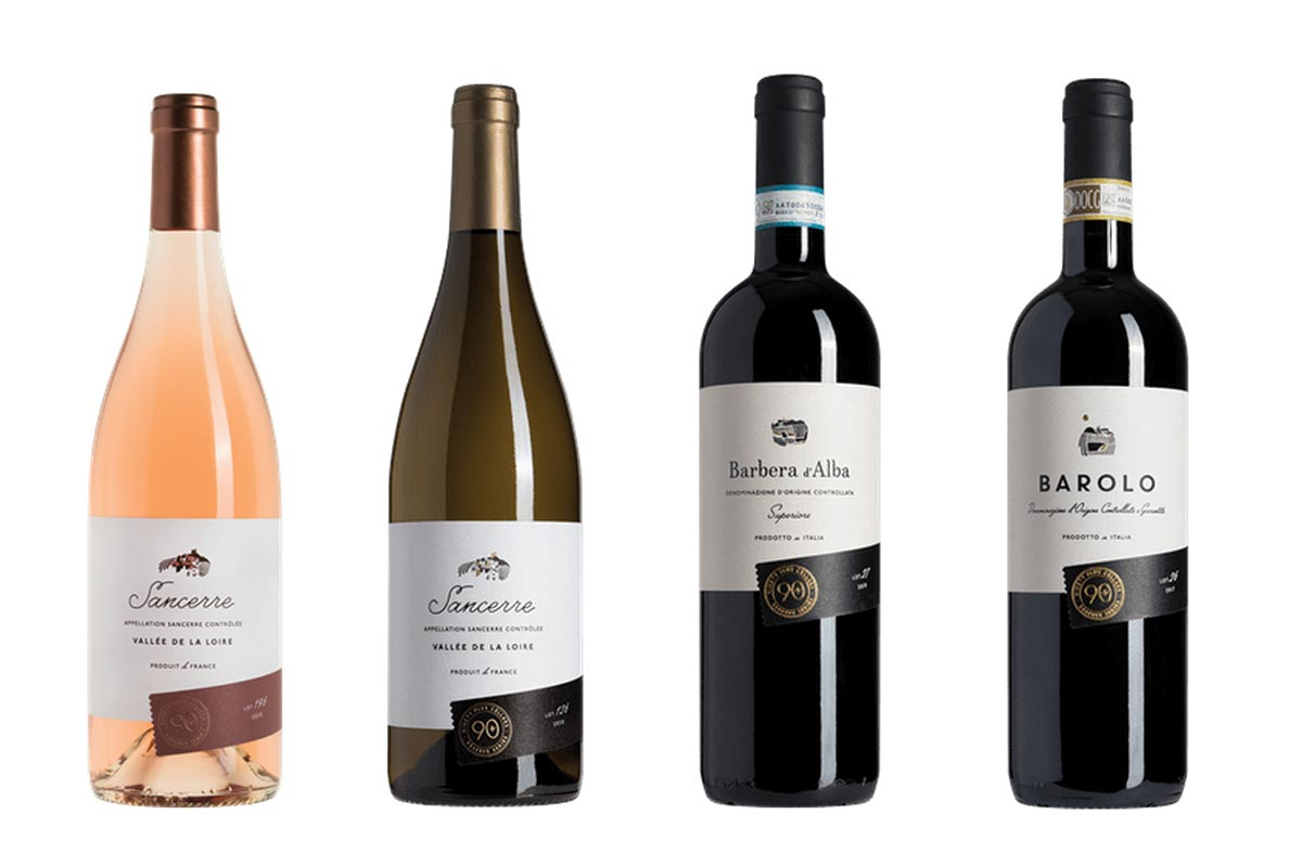 90+ Cellars Adds New Imported Wines